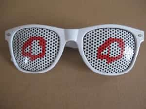 Party Sunglasses for Dance4Life